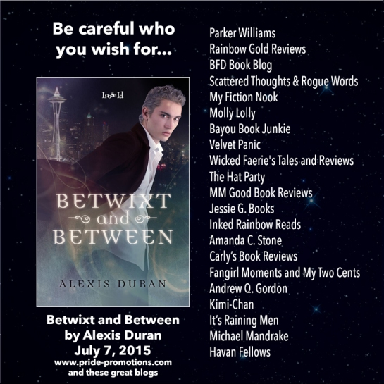 Betwixt Book Blast