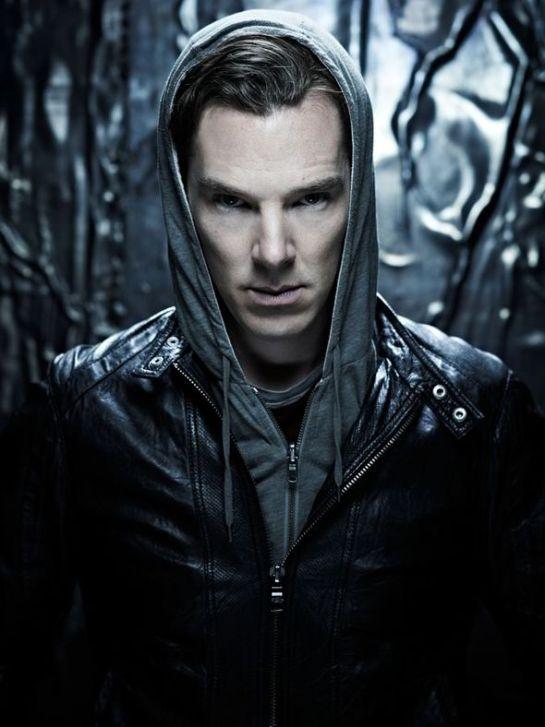 Cumberbatch as Khan